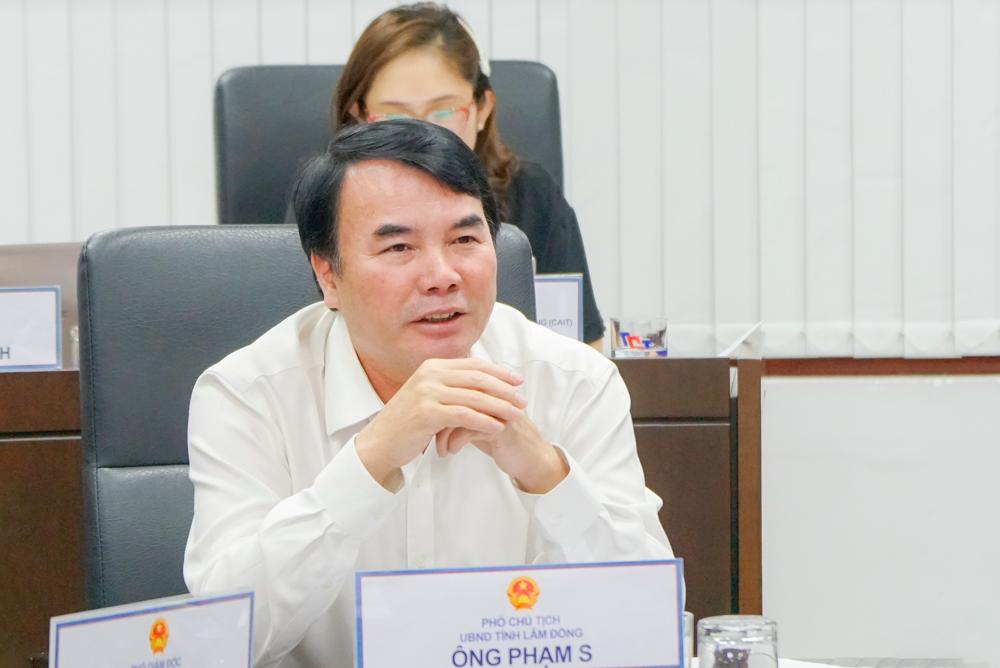 Tỉnh Lâm Đồng và Đại học Tôn Đức Thắng sơ kết chương trình hợp tác toàn diện